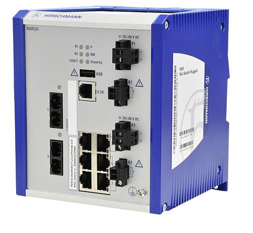 Ethernet Switches and Converters